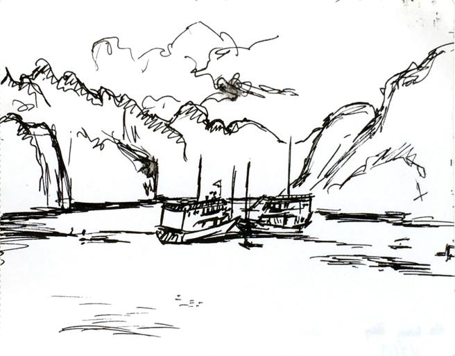 Ha Long Bay July 11 2013 2